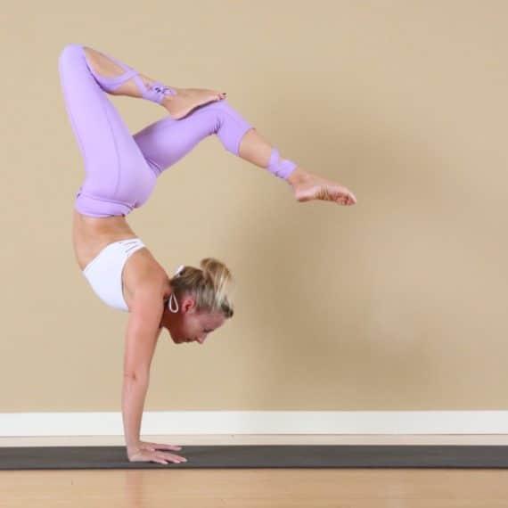 Flexi Lexi Lilac Dancer Leggings