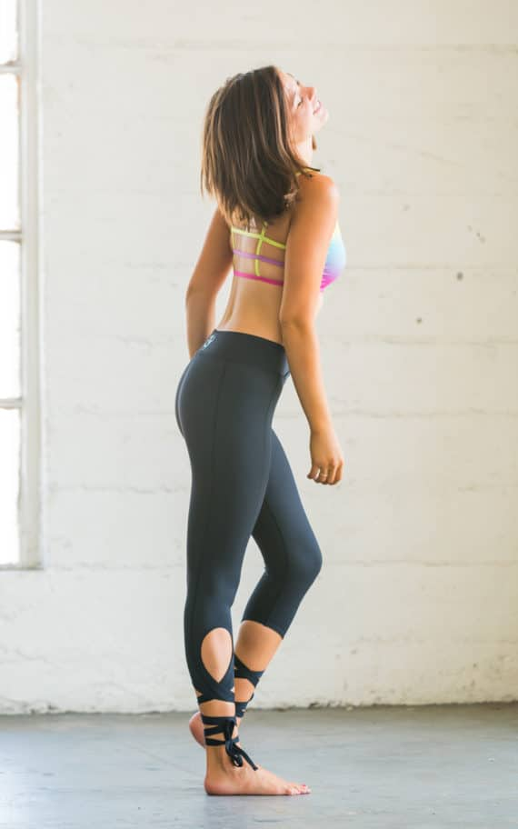 Flexi Lexi Black Dancer Leggings
