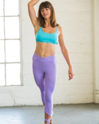 Flexi Lexi Lilac Dancer Leggings