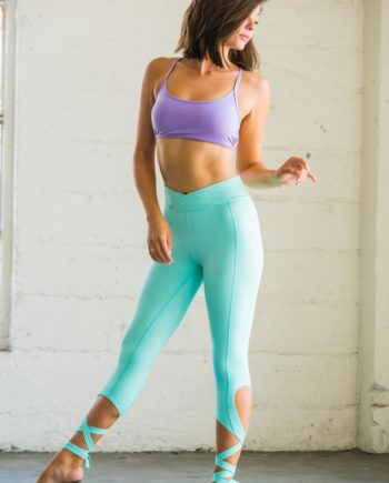 Flexi Lexi Mint Dancer Leggings
