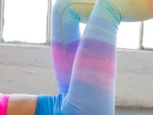 Color Palette Flexi Tights