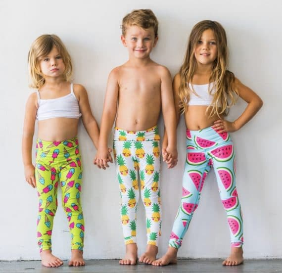 Flexi Lexi Kids Tights