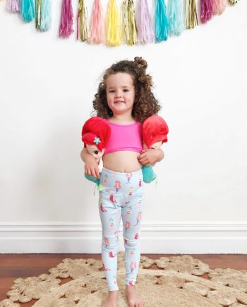 Mermaid Flexi Kids Tights