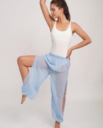 Heidi Harem pants Baby Blue