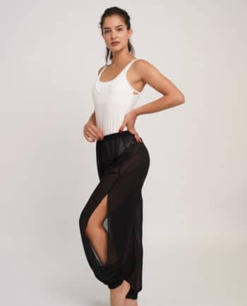 Heidi Harem pants Black