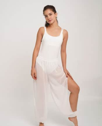 Heidi Harem pants White