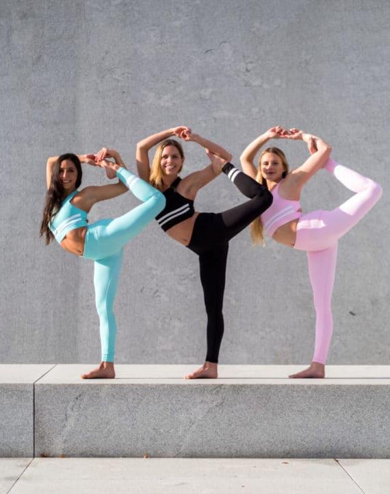 Treningsklær for aktive jenter