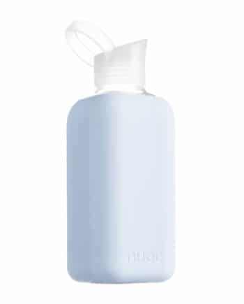 Hauteletics.no - Glass water bottle Hauteletics.no - Glass water bottle baby blue 2